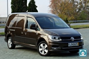 Volkswagen Caddy LED AT 110kw 2016 №788537