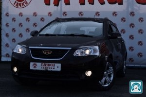 Geely Emgrand 7 (EC7)  2012 №788599