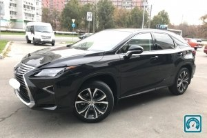 Lexus RX Executive 2018 №789015