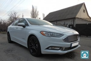 Ford Fusion  2017 №792155