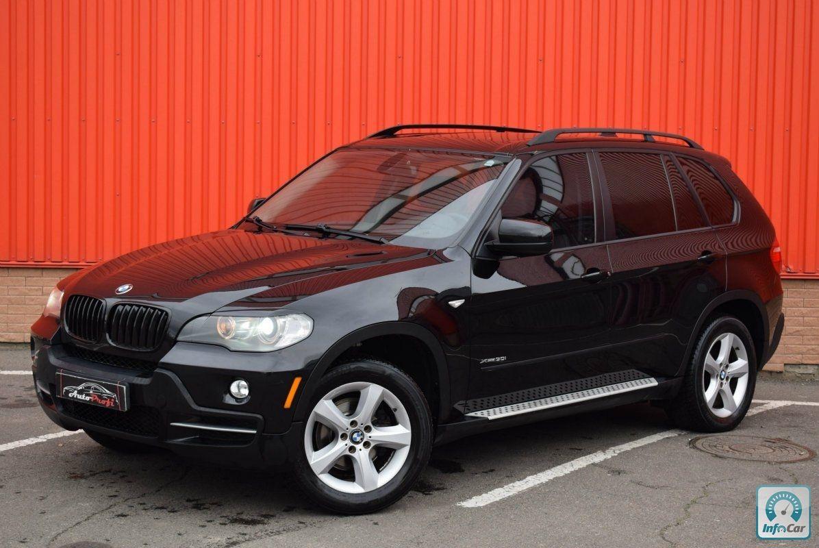 Купить автомобиль BMW X5 2010 (черный) с пробегом, продажа ...