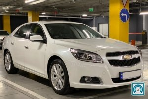 Chevrolet Malibu LTZ_Official 2014 №793884