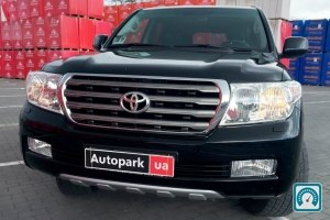 Toyota Land Cruiser  2010 №793918