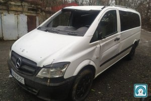 Mercedes Vito Long 113 2014 №793919