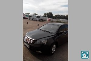 Geely Emgrand 7 (EC7)  2014 №795027