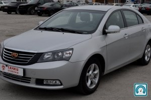 Geely Emgrand 7 (EC7)  2013 №795603
