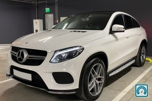 Mercedes GLE-Class AMG 2017 №795777