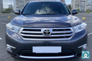 Toyota Highlander FULL 2012 №796509