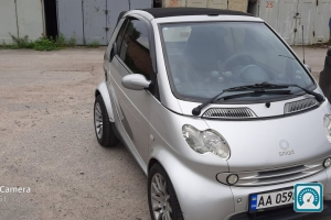 smart fortwo Passion 2001 №797962
