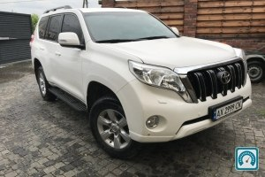 Toyota Land Cruiser Prado  2016 №799153