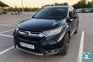 Honda CR-V Touring 2018 №799274
