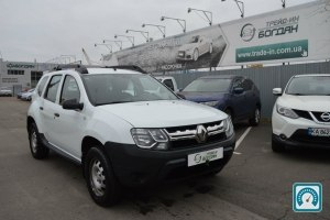 Renault Duster 4WD 2017 №802015