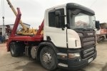 Scania P-Series 380 Meller 2008 в Рогатине