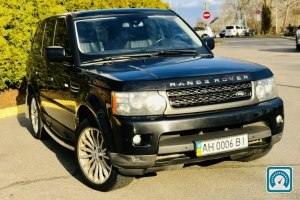 Land Rover Range Rover Sport Official 2010 №805515